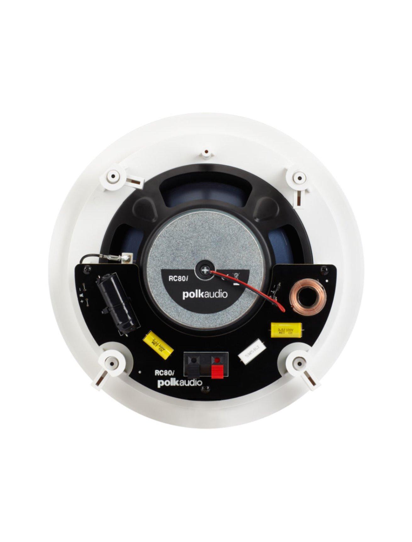 Polk Audio RC80i Χωνευτά Ηχεία 8″ 8Ω 100W