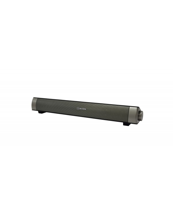 Avlink Atom Επαναφορτιζόμενη Μίνι Ηχητική Μπάρα Bluetooth 2.0 Καναλιών