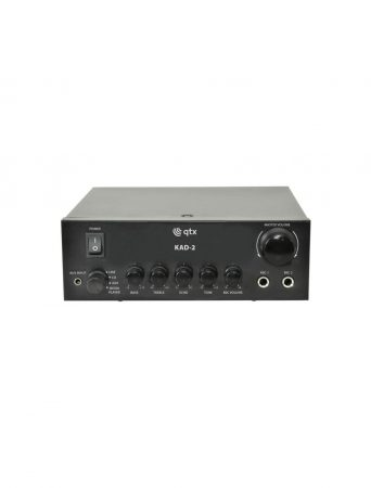 Qtx KAD-2 Ψηφιακός Στερεοφωνικός Ενισχυτής 8Ω/4Ω 55W