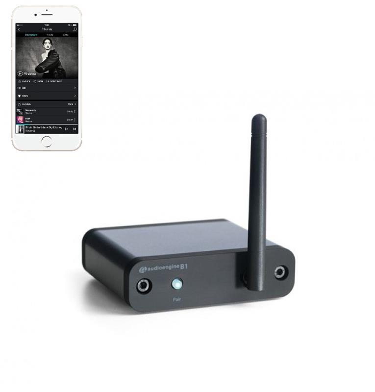 Audioengine B1 Bluetooth Music Receiver