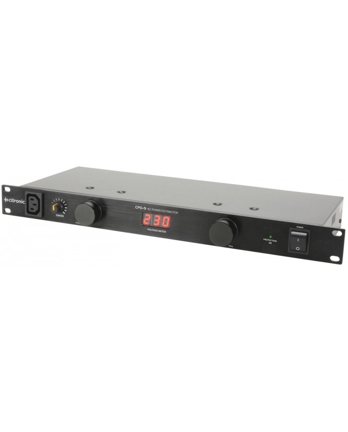 Citronic CPD-8C IEC Power Conditioner 8 δρόμων