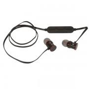 AvLink EMBT1-BLK Bluetooth Μεταλλικά Μαγνητικά Ακουστικά