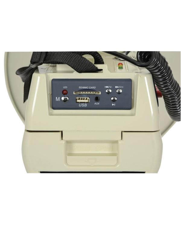 Adastra L50U Μεγάφωνο με συσκευή αναπαραγωγής USB / SD 50W