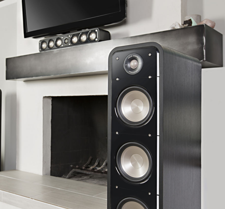Polk Audio Signature S60e Hifi Home Theater Επιδαπέδια Ηχεία 6,5″ 8Ω 300W