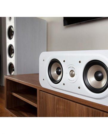 "Polk Audio Signature S30e Κεντρικό Ηχείο Home Cinema 5.25"" 8Ω 125W"
