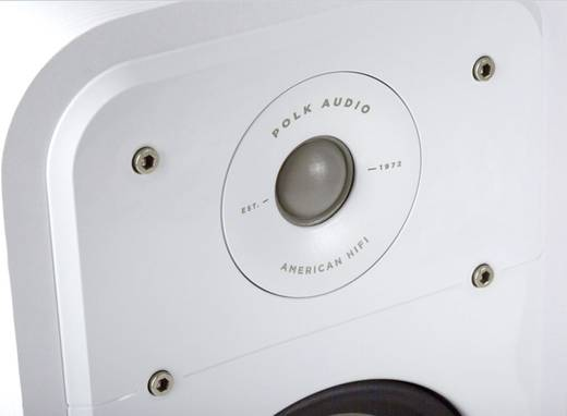 Polk Audio Signature S20 Ηχεία Home Cinema/Βιβλιοθήκης 6,5″ 8Ω 125W