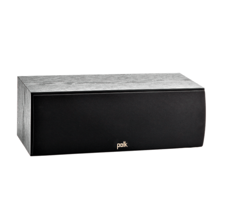 Polk Audio T30 T-Series Κεντρικό Ηχείο Home Cinema 5.25″ 8Ω 100W