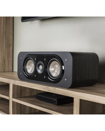 "Polk Audio Signature S30 Κεντρικό Ηχείο Home Cinema 5.25"" 8Ω 125W"