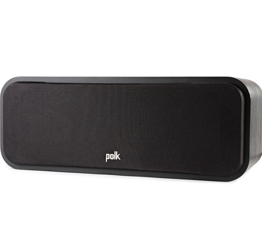 Polk Audio Signature S30e Κεντρικό Ηχείο Home Cinema 5.25″ 8Ω 125W