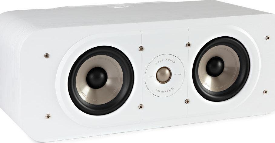 Polk Audio Signature S30e Κεντρικό Ηχείο Home Cinema 5.25″ 8Ω 125W