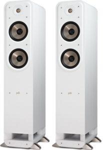 Polk Audio Signature S55e Επιδαπέδια Ηχεία Λευκά