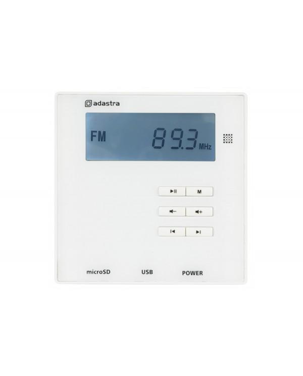 Adastra WA-210 Επιτοίχιος Στερεοφωνικός Ενισχυτής με USB/SD/FM & Bluetooth 2x10W