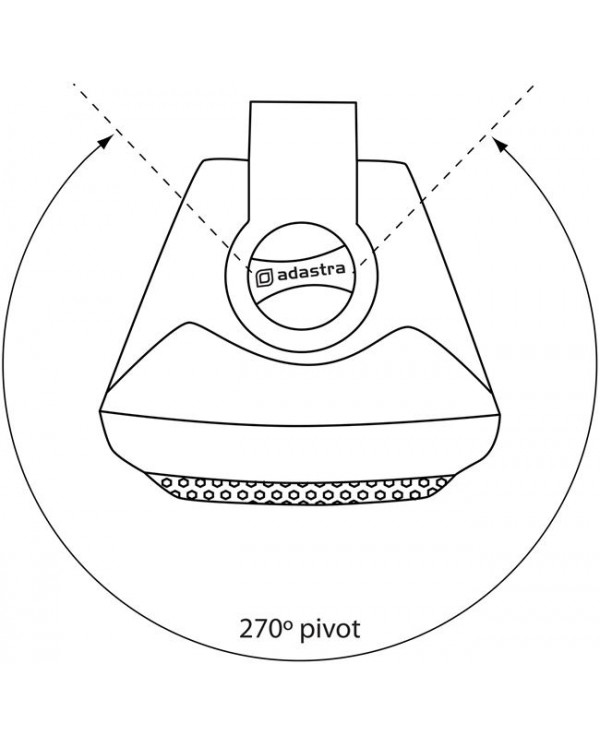 Adastra BC3V Ηχείο Επιτοίχιο 3″  100V/8Ω 30W