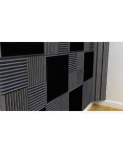 EQ Acoustics ColourPanel 60 - Black