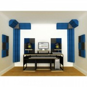 EQ Acoustics Project Cube – Blue