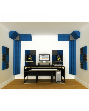 EQ Acoustics Project Cube - Blue