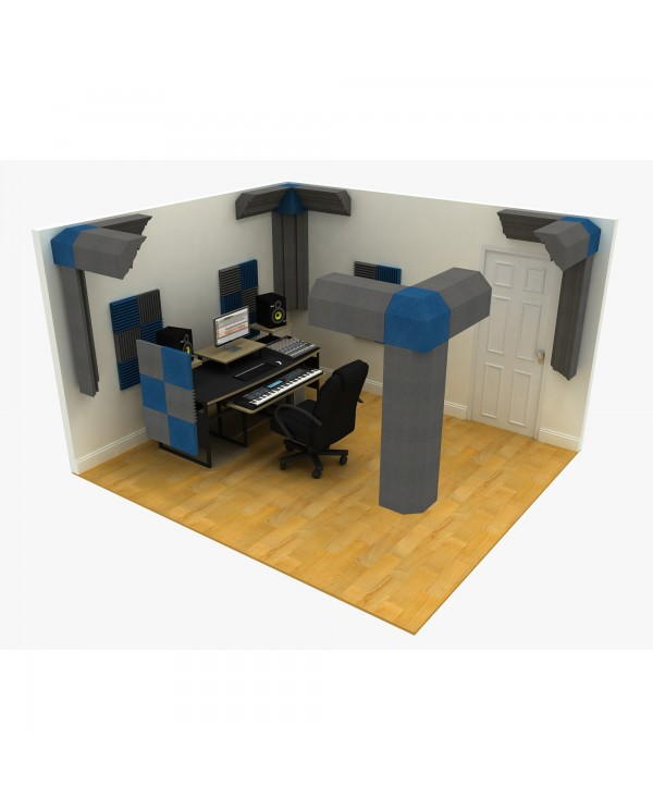 EQ Acoustics Project Cube – Grey