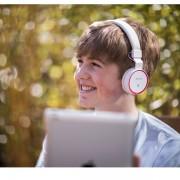 Avlink PBH10-WHT Ασύρματα Ακουστικά Bluetooth