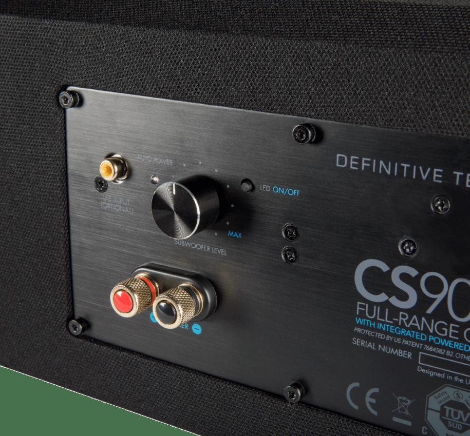 Definitive Technology CS9080 Κεντρικό Ηχείο  5.25″ 8Ω 300W