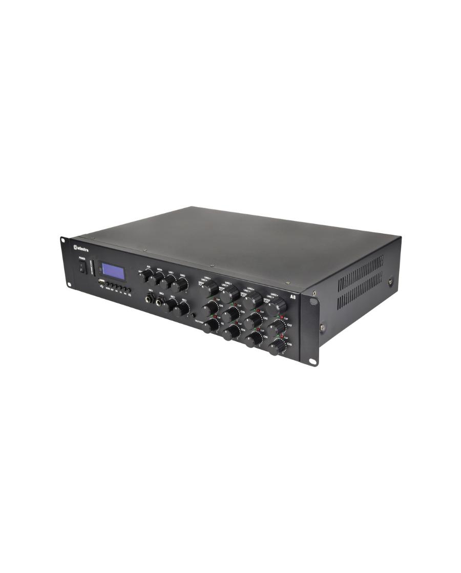 Adastra A8 Τετραπλός Στερεοφωνικός Ενισχυτής 4x2x200W 2U