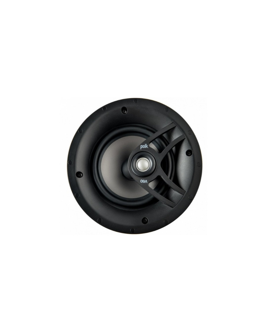 Polk Audio V60 Χωνευτό Ηχείο 6.5″ 8Ω 100W