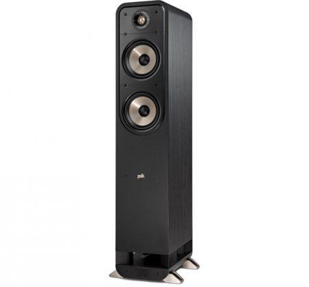 """Polk Audio Signature S55e Hifi Home Theater Επιδαπέδια Ηχεία 6.5"""" 8Ω 200W"""