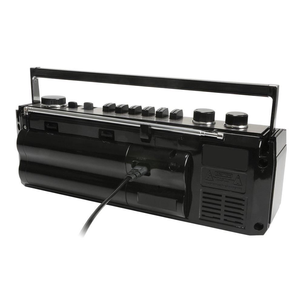 Qtx Ace Retro Radio Cassette Player με Bluetooth & MP3