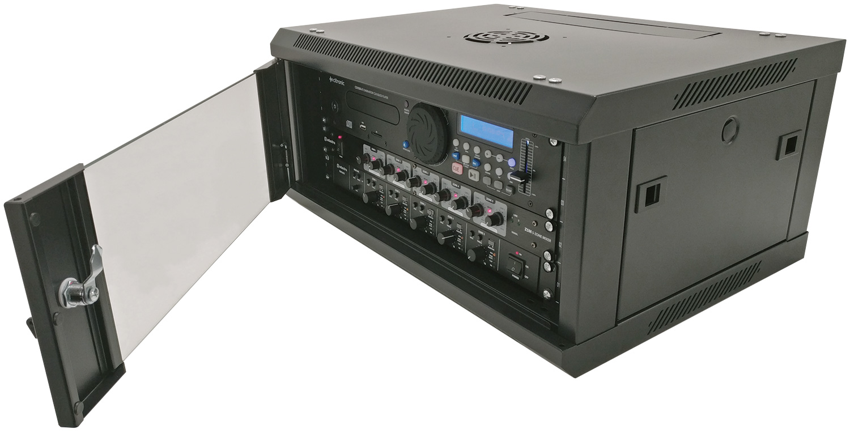 19″ Rack Εξοπλισμού 4U x 450mm Deep- RC4U450