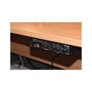 A22 Ψηφιακός Στερεοφωνικός Ενισχυτής PA USB/SD/FM & Bluetooth  2 x 55W