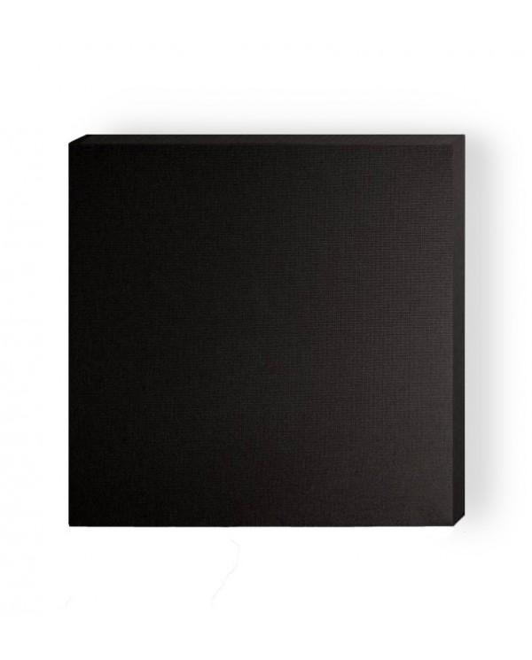 Audiodesigner Tetragwno Ηχοαπορροφητικό Πάνελ 5cm Μαύρο (Τεμάχιο)