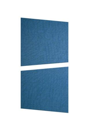 Audiodesigner Lap Ηχοαπορροφητικό Πάνελ 5cm Blue Santorin (Σετ)