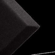 Audiodesigner Rect Ηχοαπορροφητικό Πάνελ 5cmΜαύρο (Ζεύγος)