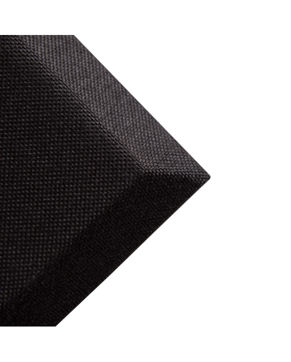 Audiodesigner Rect Ηχοαπορροφητικό Πάνελ 5cm Μαύρο (Τεμάχιο)