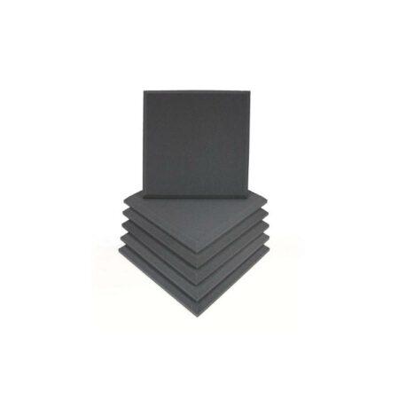 EQ Acoustics Panel 60 Tile Ηχοαπορροφητικό Πανελ Αφρού 5cm Grey (6 Τεμάχια)