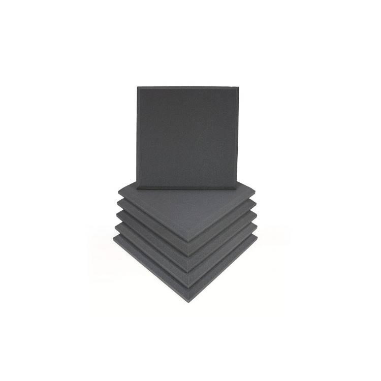 EQ Acoustics Panel 60 Tile Ηχοαπορροφητικό Αφρού 5cm Grey (6 Τεμάχια)