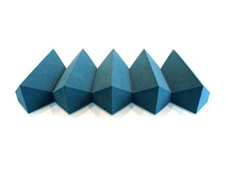 Pannello-fonoassorbente-piramidale-Volume