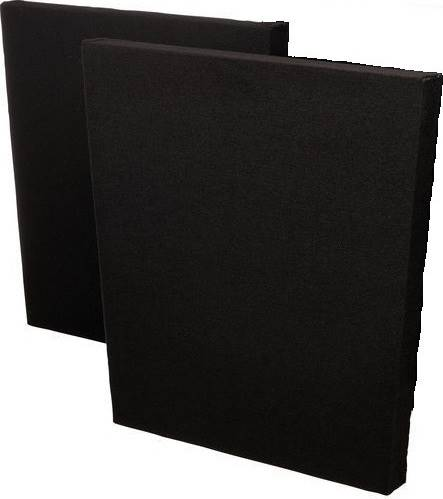 EQ Acoustics Spectrum 2 Q5 Tile Ηχοαπορροφητικό Πλακίδιο 5cm (2 Ζευγάρια) – Q5 TILE BK-X4