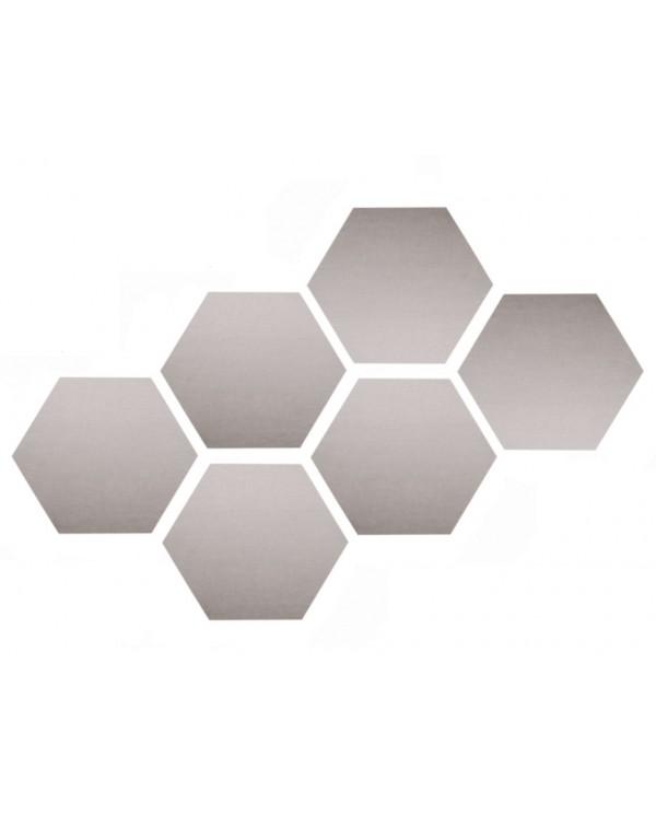 Audiodesigner Kipseli Ηχοαπορροφητικό Πάνελ 5cm Silver Grey (Ζεύγος)
