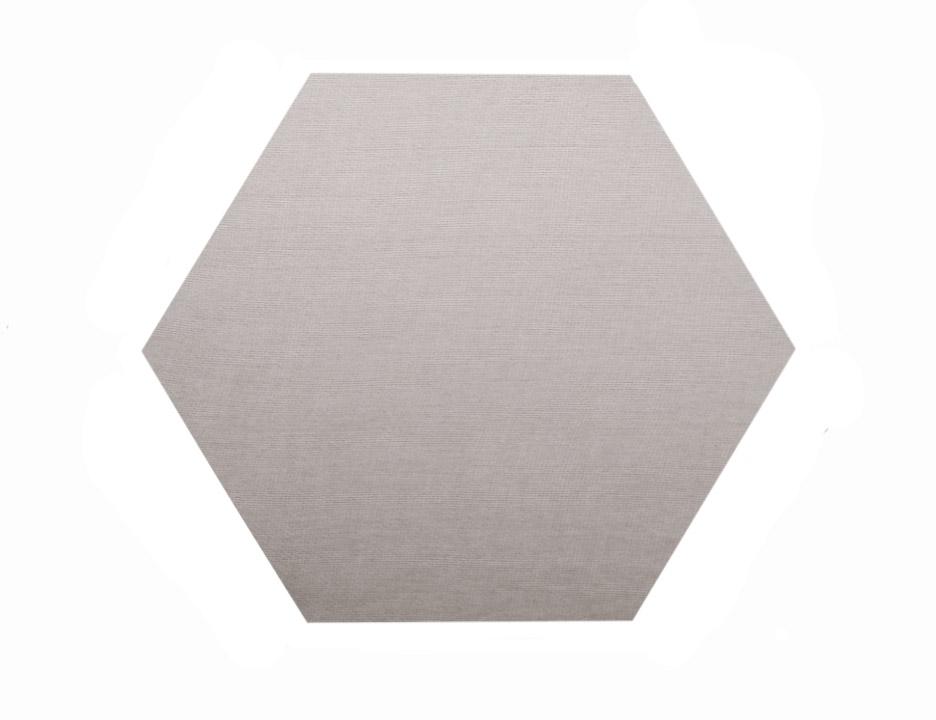Audiodesigner Kipseli  Ηχοαπορροφητικό Πάνελ 5cm Silver Grey (Τεμάχιο)