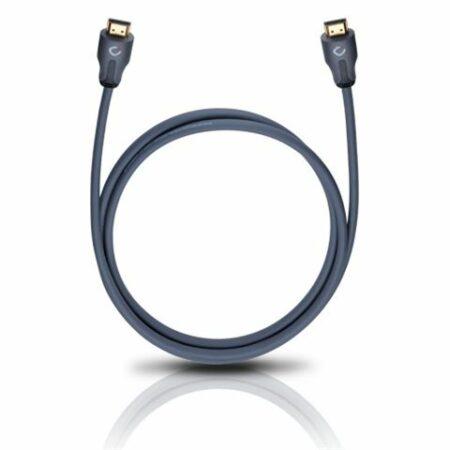 OEHLBACH HDMI Καλώδιο HDMI male – HDMI male 1.2m (134)