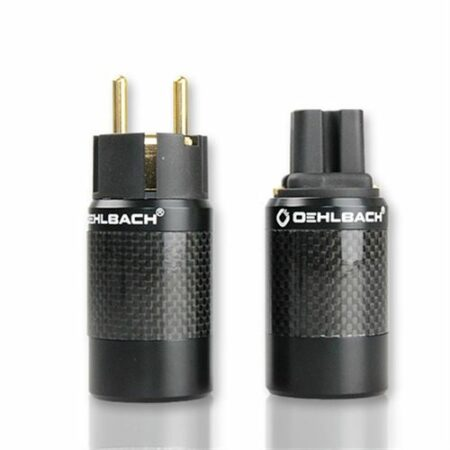 OEHLBACH XXL Connectors for Powercord Ακροδέκτες για καλώδιο ρεύματος (13812)