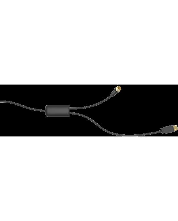 Oehlbach Scope Audio Max Εσωτερική Κεραία για DAB + Μαύρο