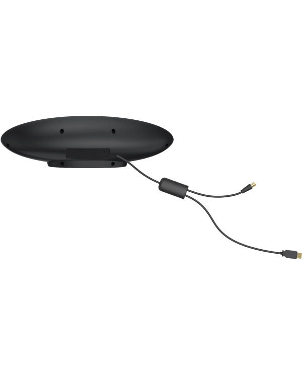 Oehlbach Scope Oval Εσωτερική Κεραία για DVB-T2 Μαύρο