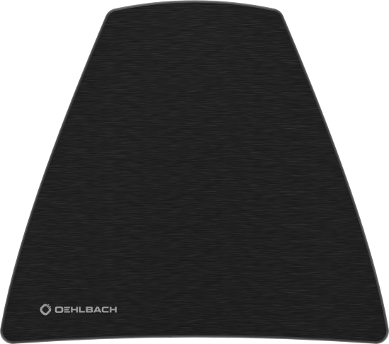Oehlbach Scope Flat Εσωτερική Κεραία για DVB-T2 Μαύρο (Τεμάχιο)