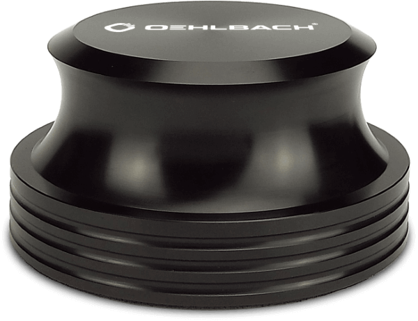 Oehlbach Phono Weight Μαύρο (Τεμάχιο)
