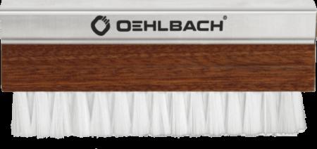 Oehlbach Pro Phono Brush Βούρτα Βινυλίου Ασημί
