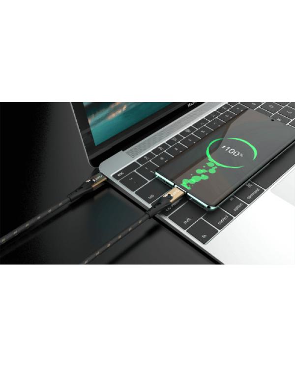 Oehlbach USB Primus CC Καλώδιο USB 3.1 Type C – Type C 3 m
