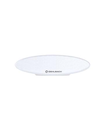 Oehlbach Scope Oval Εσωτερική Κεραία για DVB-T2 Λευκό