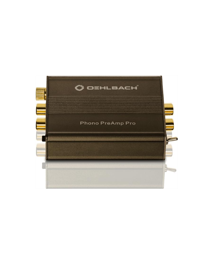 Oehlbach Phono PreAmp Pro Προενισχυτής Phono για MM / MC