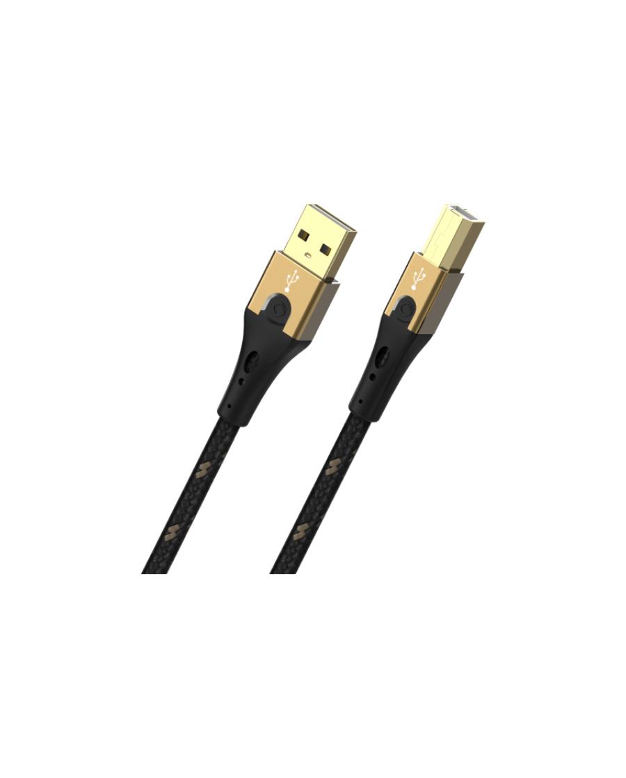 Oehlbach USB Primus B Καλώδιο USB 2.0 Type A – Type B 5 m